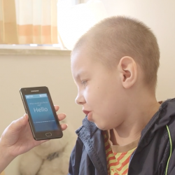 TalkItt: An App That Gives Voice to the Speech Impaired