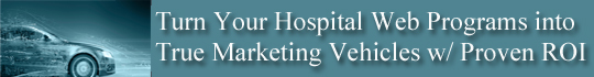 Hospital Marketing, Digital Marketing, Healthcare Marketing