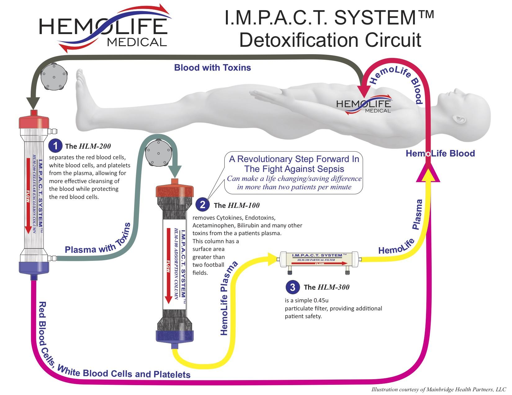 HemoLife IMPACT System