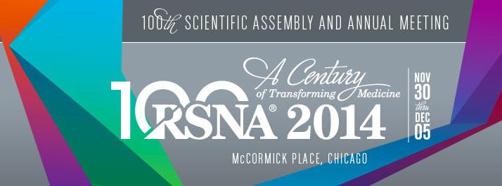 RSNA 2014 image