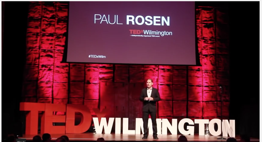 Paul Rosen MD TEDx