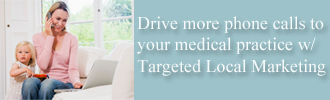 Targeted Medical Marketing, Digital Marketing