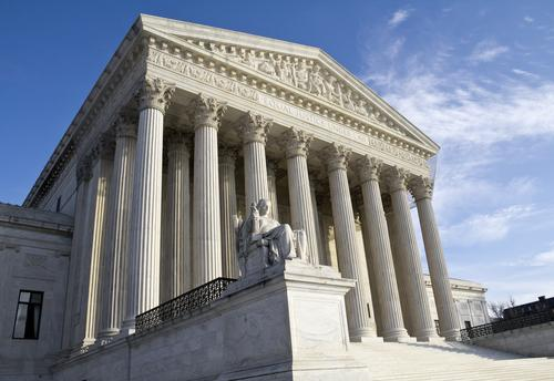 supreme court and the ACA