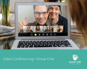 Virtual Meet-Ups for Cancer Patients