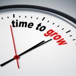 time to grow
