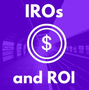 ROI, IROs, peer review, healthcare
