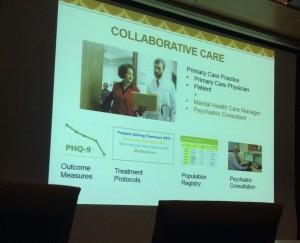 Disruptive Innovation to Improve Mental Health Care