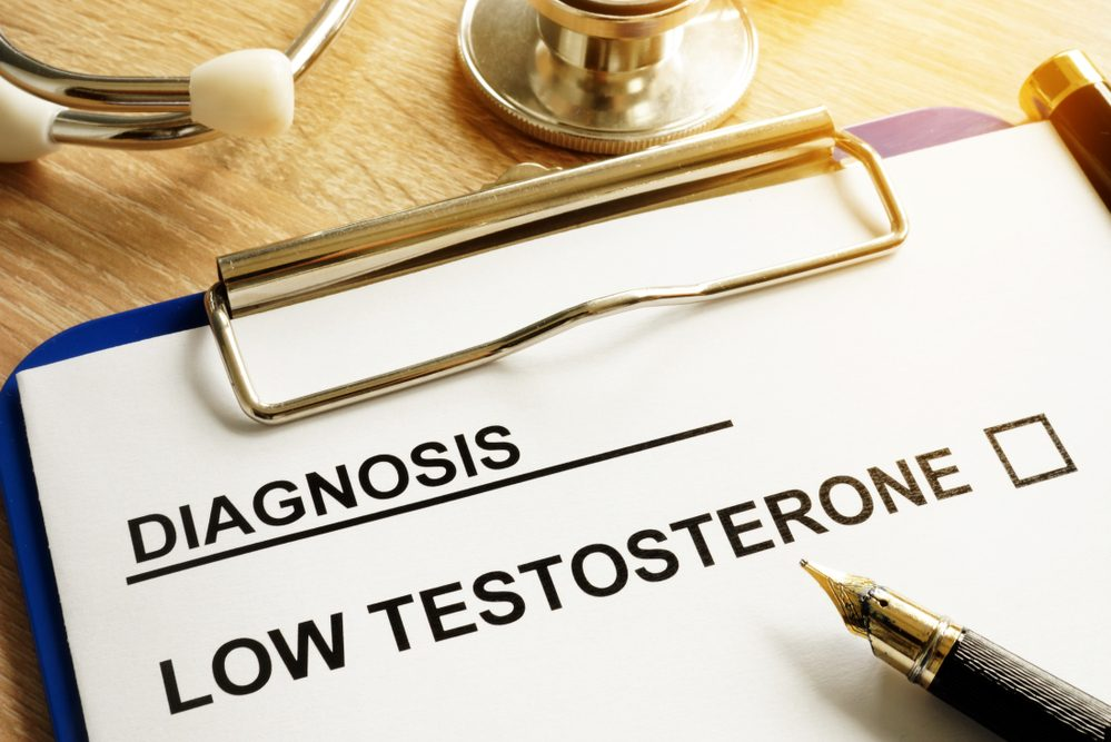 The Urgency of Dealing with Low Testosterone