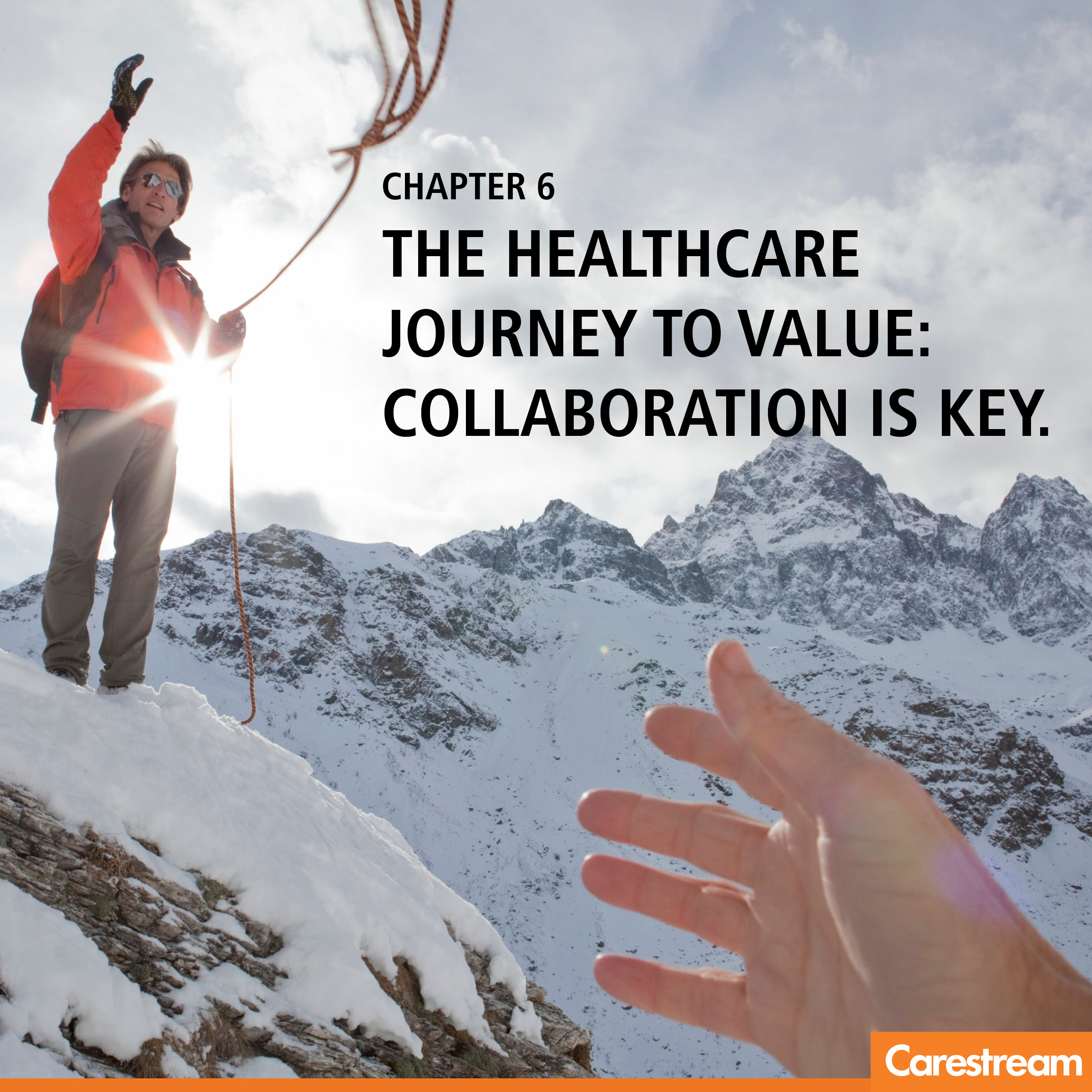 The Healthcare Journey to Value – Collaboration Is Key