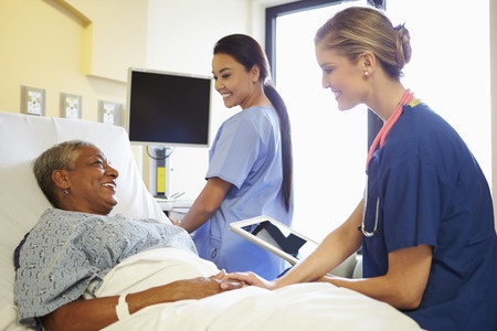 Nursing Shift Changes and Patient Handoffs
