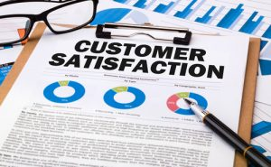 Patient satisfaction is the first step toward effective physician marketing.