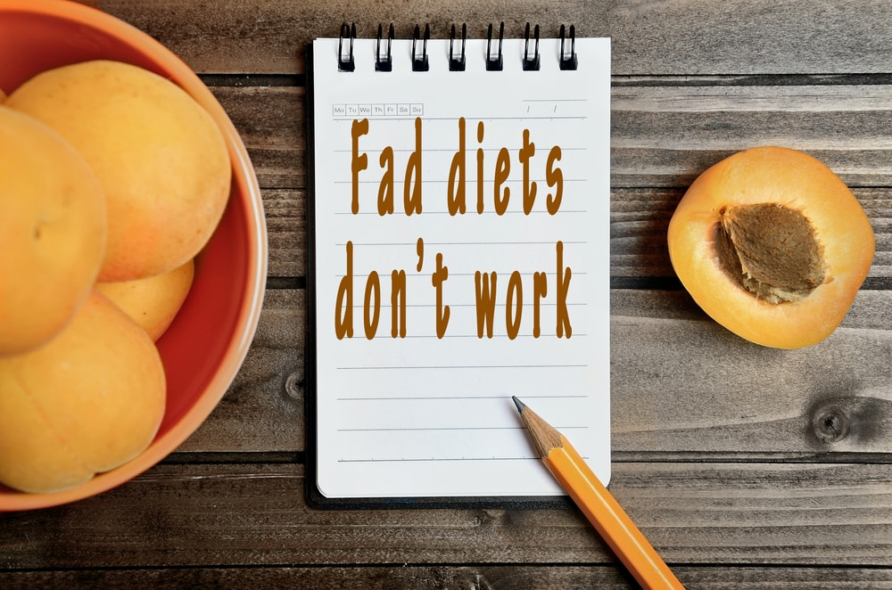 fad diets wont work