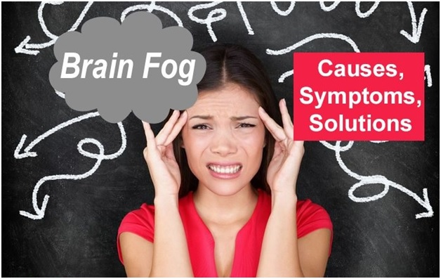 Feeling foggy and forgetful? Here's what you should do.