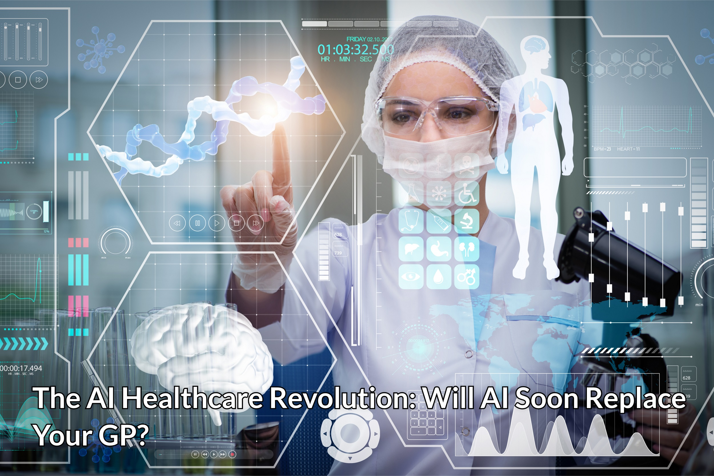The Ai Healthcare Revolution Will Ai Soon Replace Your Gp