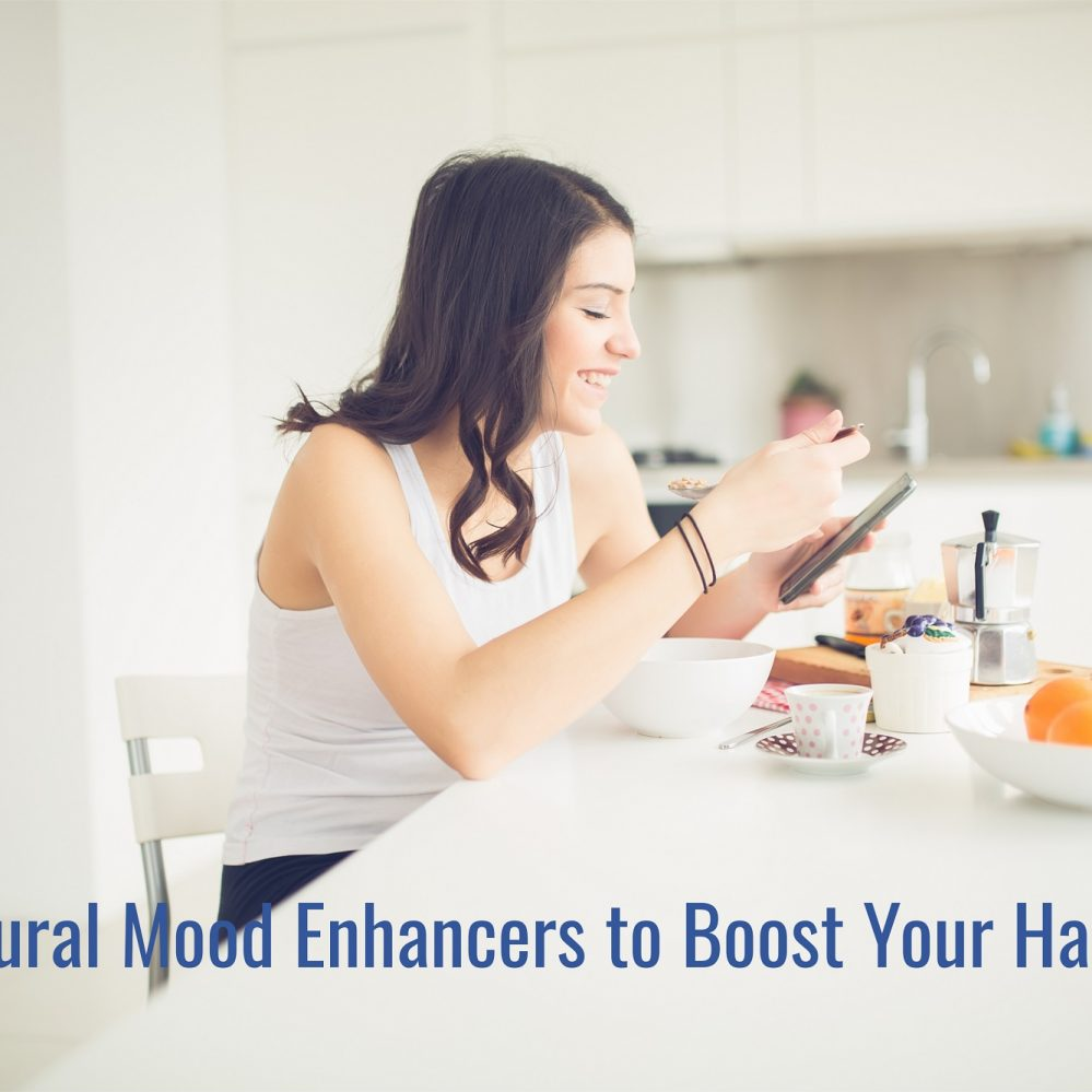 Natural Mood Enhancers to Boost Your Happiness