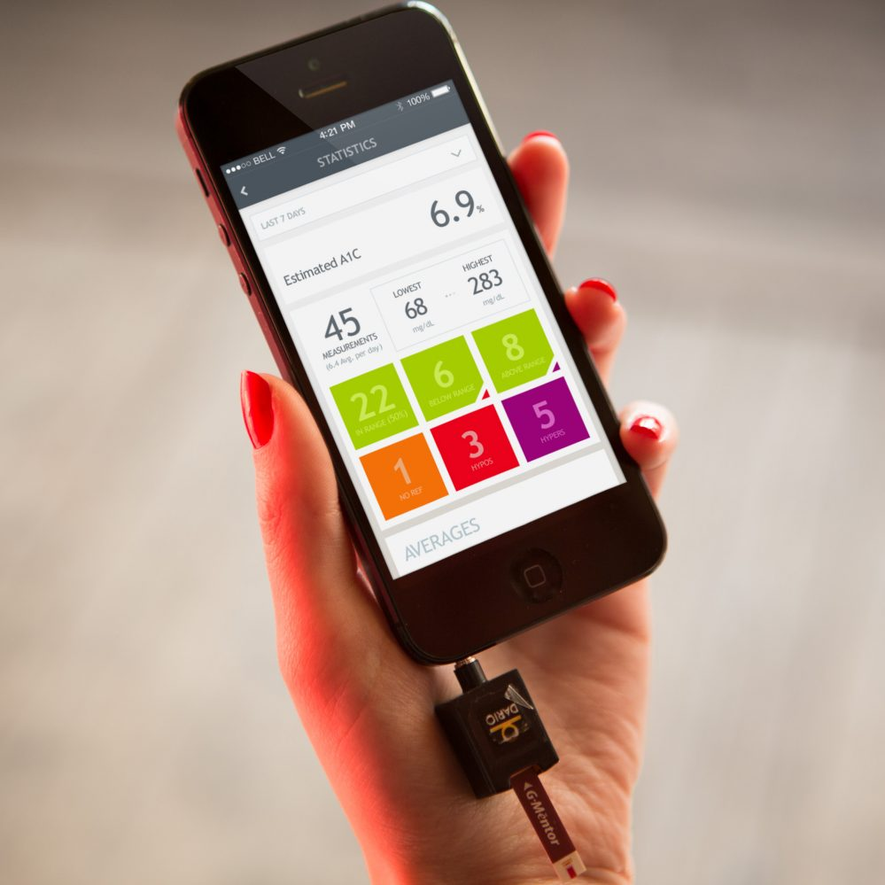 The 4 Best Apps for People with Diabetes