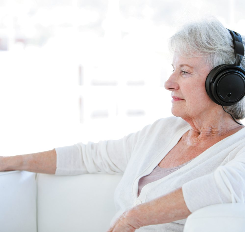 Seeking Anxiety Relief Through Music Therapy