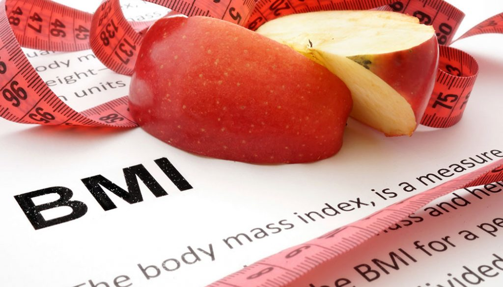 Know your body mass index