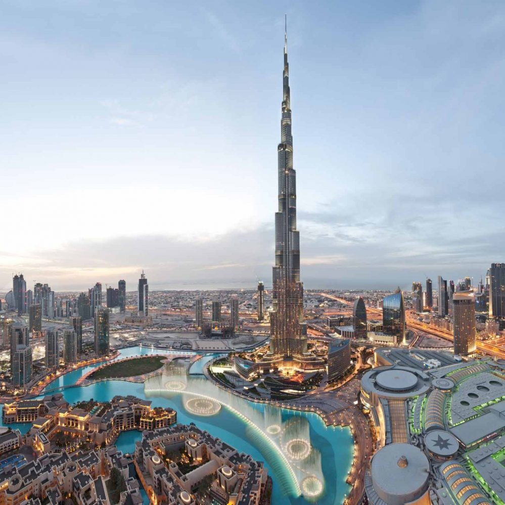 Why Taking A Trip To Dubai Might Be The Perfect Health Getaway