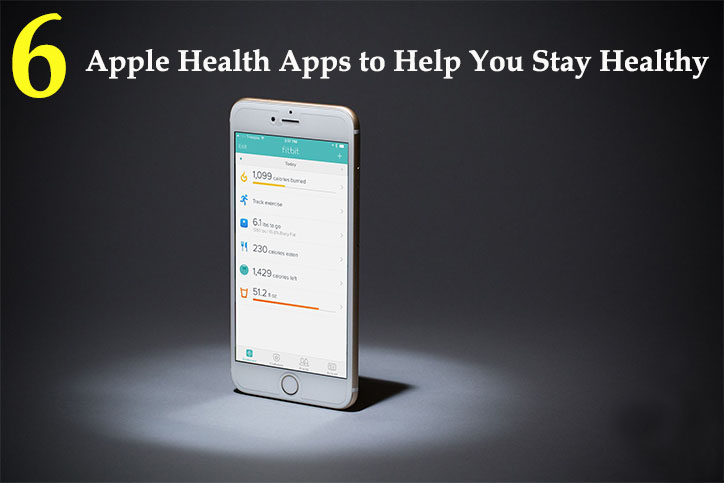 6 Apple Health Apps to Help You Stay Healthy