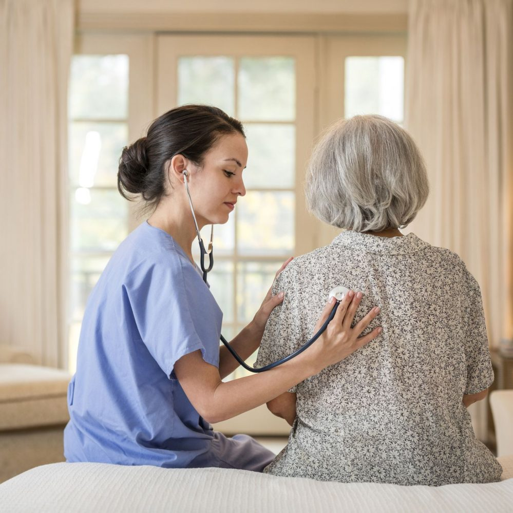 How to Make the Decision Between a Long Term Facility and an In-Home Nurse for Elderly Relatives?