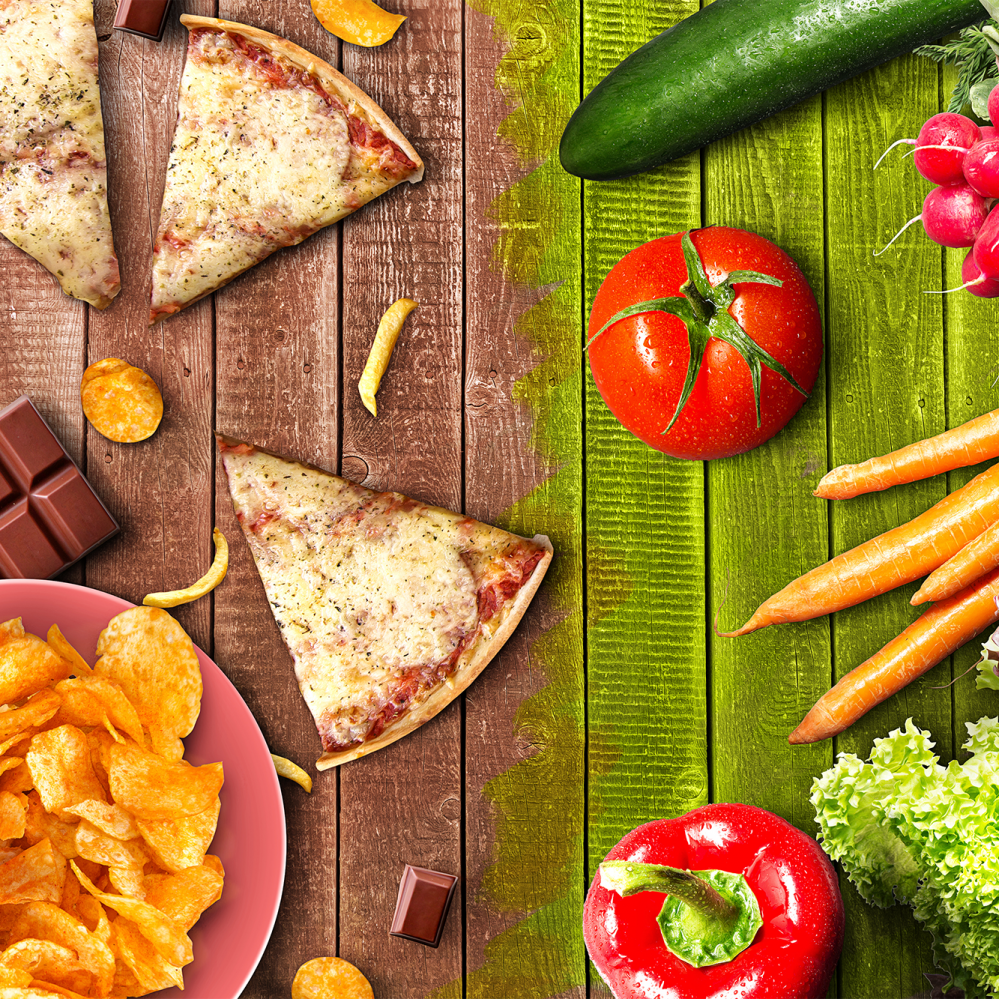 Processed Food and Staying Healthy: the Good, the Bad, and the Truth