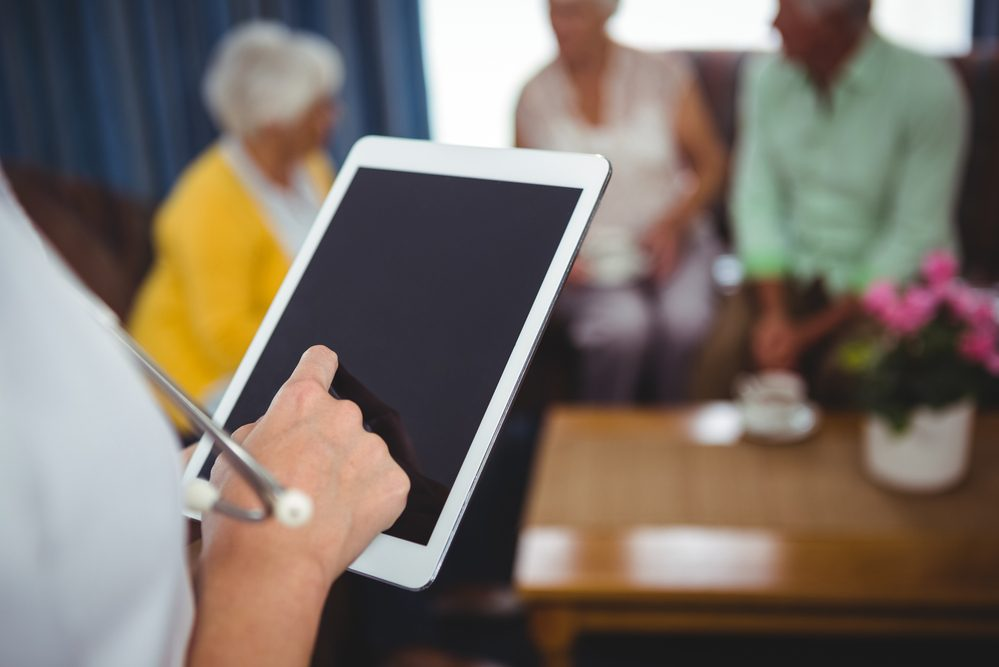 The Impact Aging-in-Place Technology May Have on Your Senior Living Business