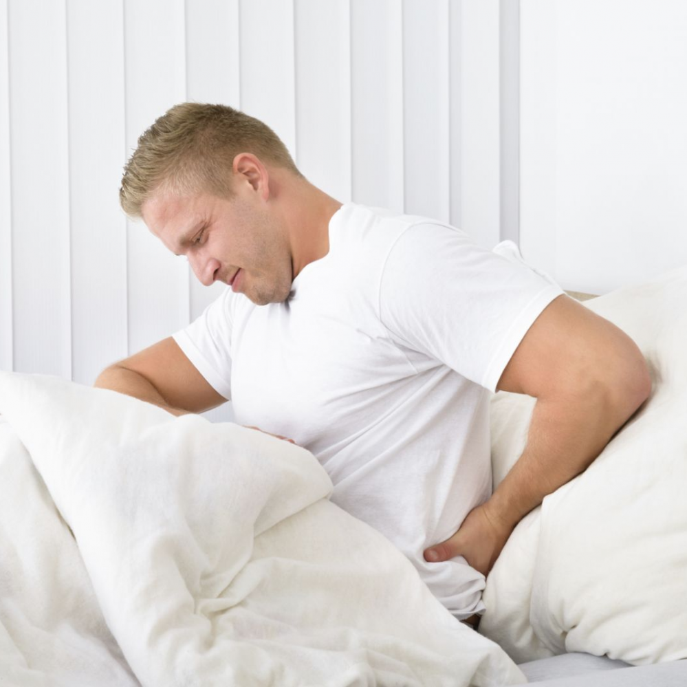 Is Your Low Back Pain Constantly Making You Suffer Every Morning? Tips to Overcome the Problem