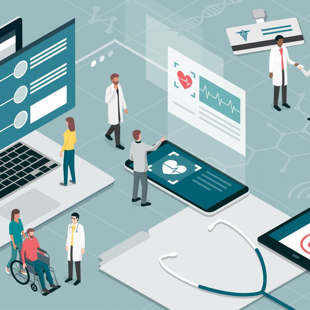 4 Healthcare IT Technologies Set to Take Over This Year