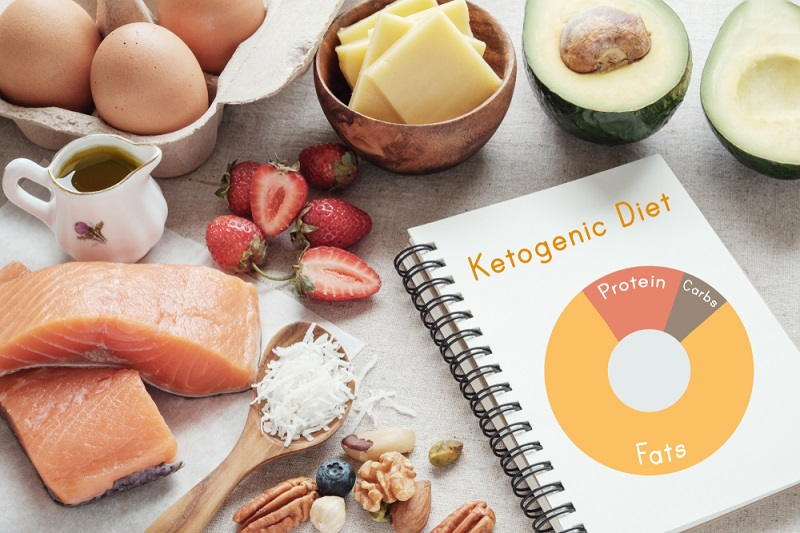 5 Reasons Why KETO Diet Is Effective For Weight Loss