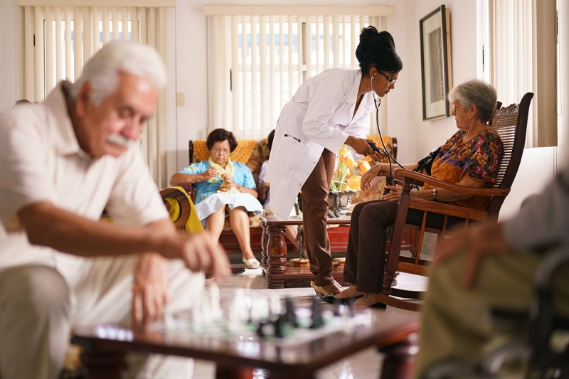 Caring for the elderly in their home – what you need to remember