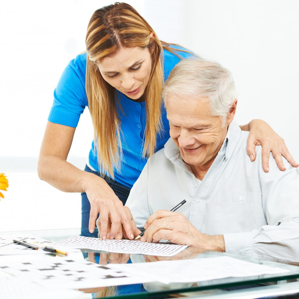 5 Things To Do For A Parent With Dementia Or Early Stage Alzheimer's