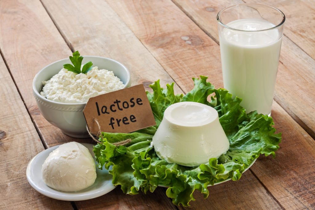 lactose free intolerance