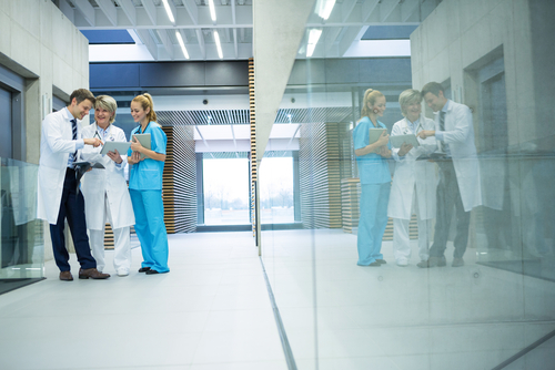 A Look Into Designing The Smart Hospitals Of Tomorrow