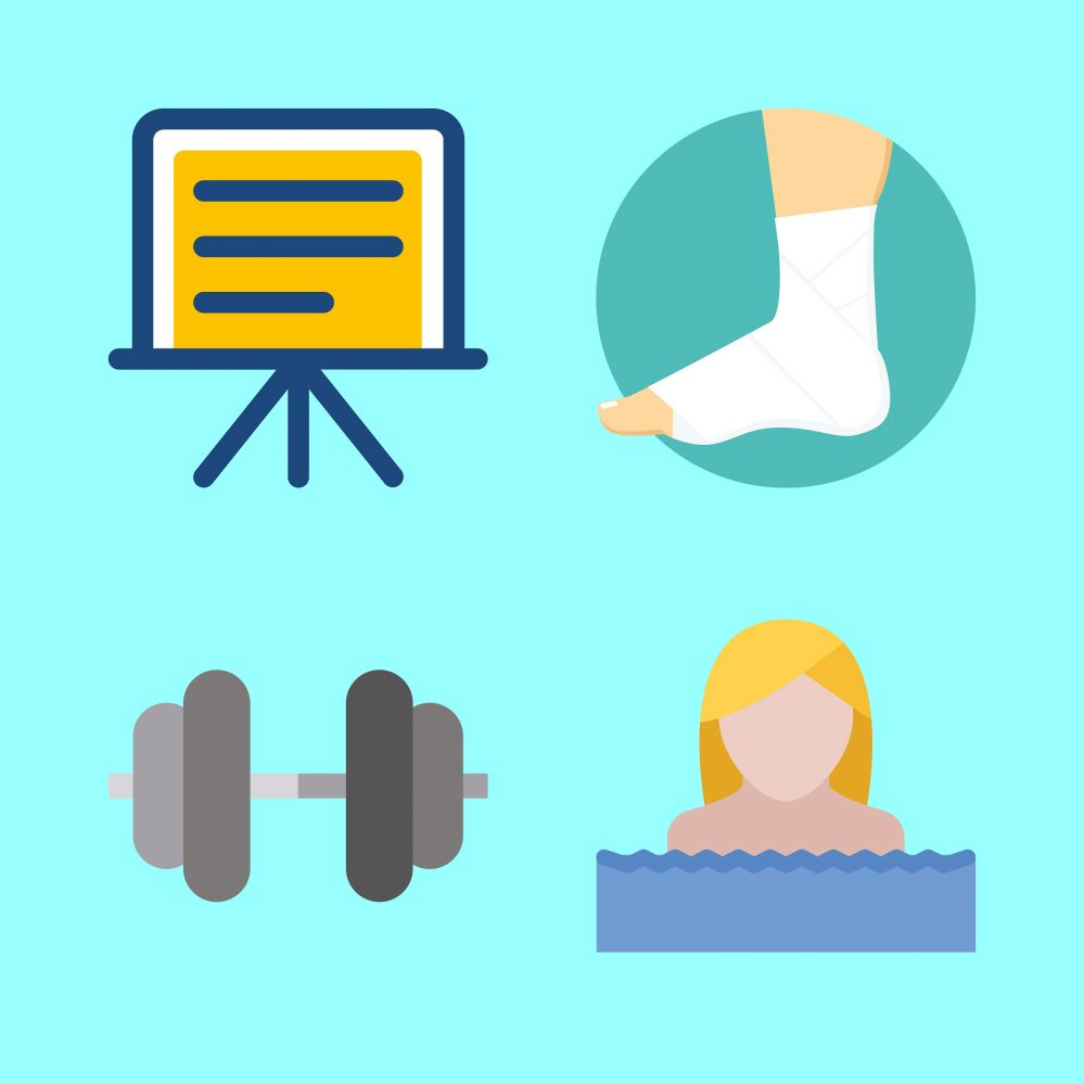 Avoiding Accidents and Injury at the Gym