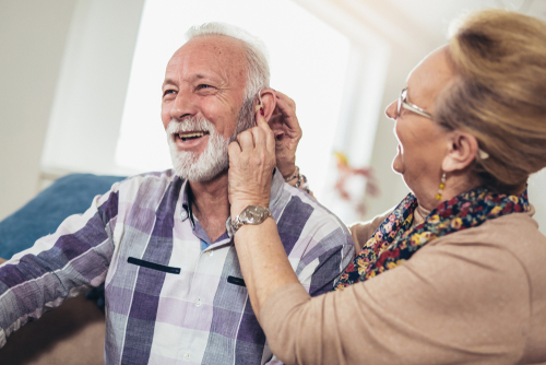 People Suffering From Hearing Loss Can Be Helped By Technology