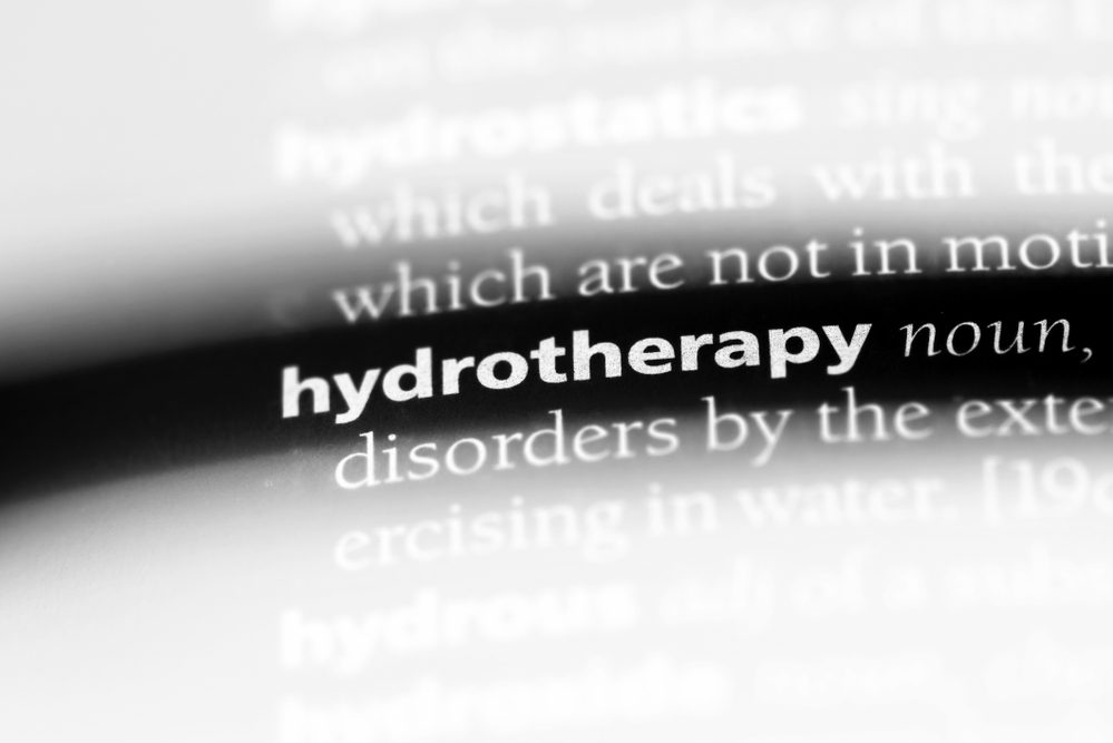 How Hydrotherapy can Improve your Health