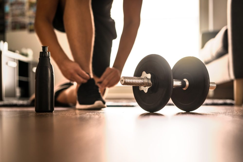 Determine what training routine works best for your body