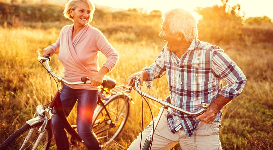 A Guide to Healthy and Happy Aging