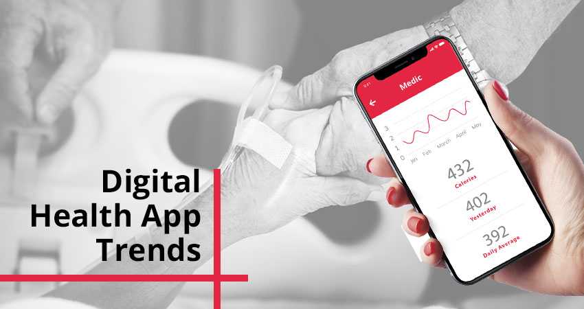 Digital Health App Trends