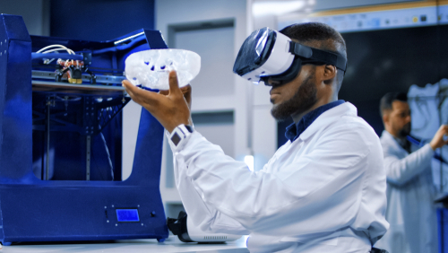 How Virtual Reality Is Changing The Healthcare Industry