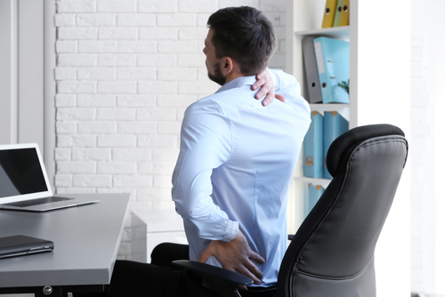The Woes Of Modern Posture Struggles And Poor Furniture Support