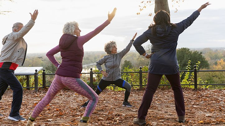 4 Steps to Healthy and Happy Aging