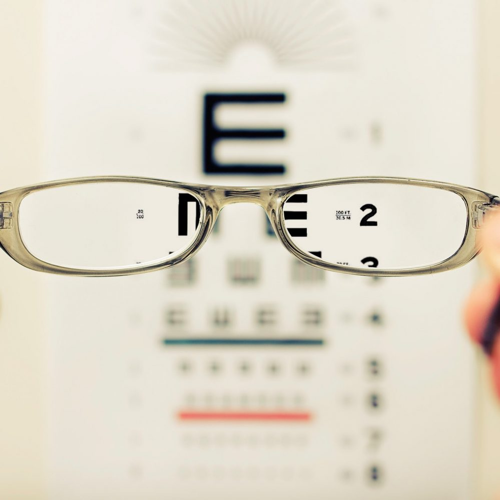 Can wearing prescription glasses actually improve your eyesight?