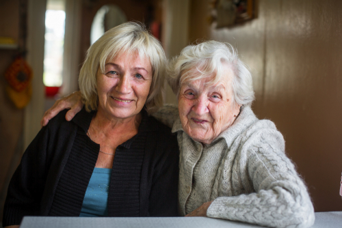 4 Tips For Relieving Stress As A Caregiver To Your Elderly Parents