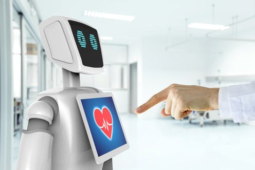 The Role of AI and Chatbots in Healthcare