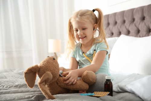Top Tips On How To Parent Sick Kids Who Aren't Feeling Well