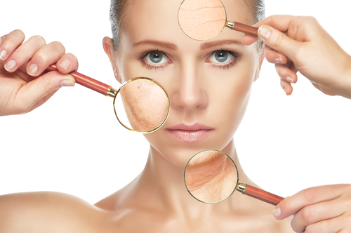 Genetics Or Habits: What Are The Causes Of Skin Aging?