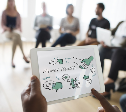 How To Improve Mental Health With The Help of Technology