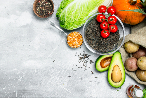 Here's How To Plan A Healthy Diet For A Hormonal Imbalance